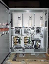 Drive Control Cabinet