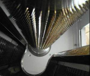 Hot And Cold Needle Perforating Supplied By Advanced