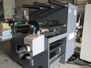 SILVER Flexo Unit