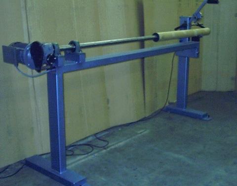 Manual core cutter